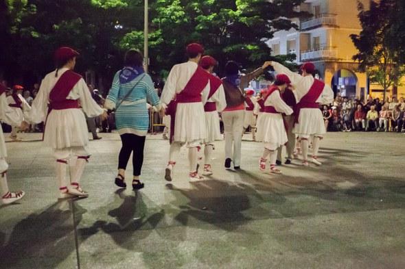 Kezka, San Juan soka-dantza 2015: Zubiak