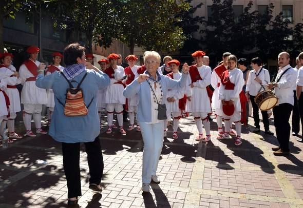 Kezka, Valladolid 2015: soltean