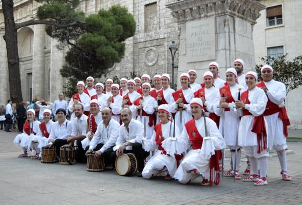 Kezka, Valladolid 2015: Talde argazkia 2