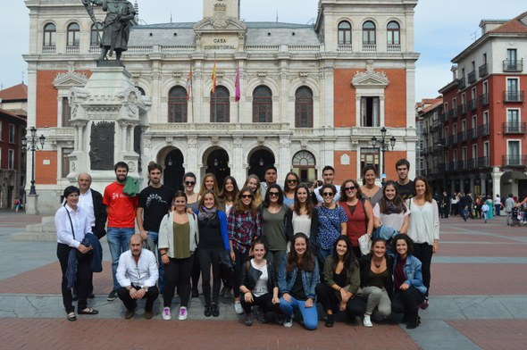 Kezka, Valladolid 2016: Talde argazkia