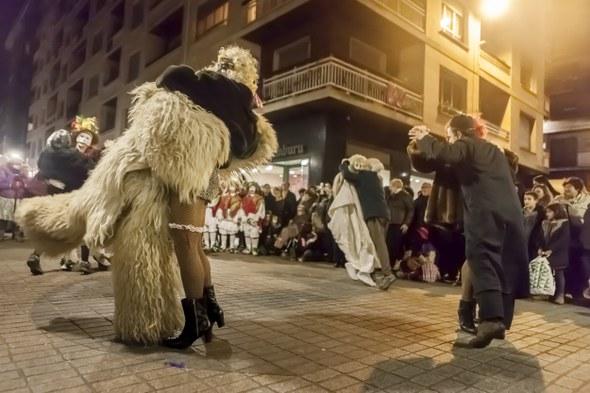 Koko dantzak 2016: Kokomarruen soka-dantza bikoteak