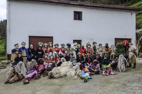 Koko dantzak 2016: Talde argazkia