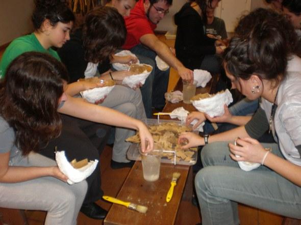 koko-maskarak egiten kezka 2008