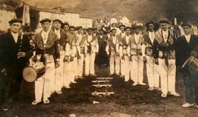 Lizartzako dantzariak 1928