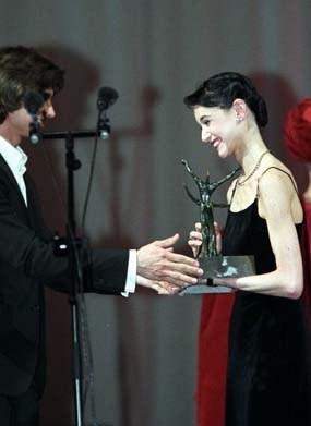 Lucia Lakarra Benois de la Danse 2003