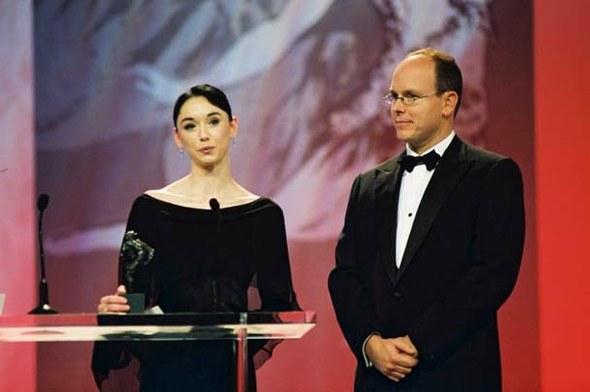 Lucia Lakarra Nijinsky saria 2002 Monako