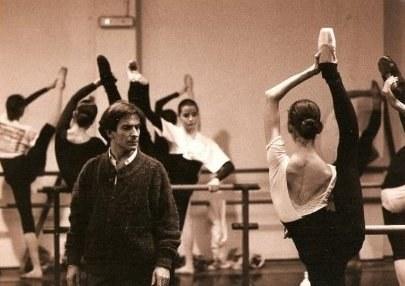 Lucia Lakarra Victor Ullate Balleta 1991 02