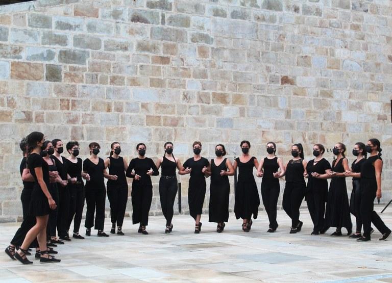 Otxandio 2021 Alkartasuna dantza taldea