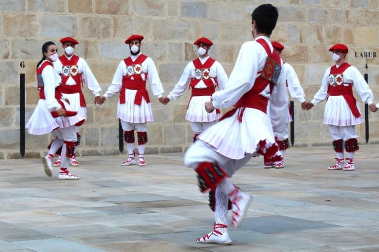 Otxandio 2021 Duguna dantza taldea