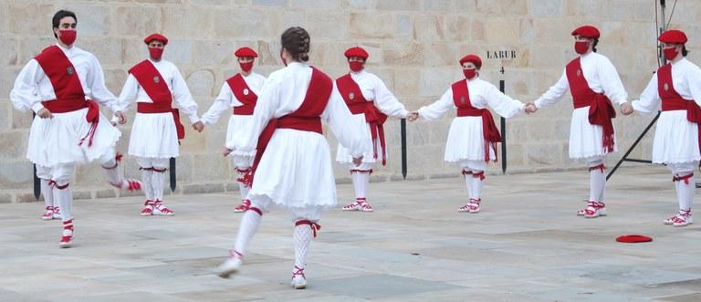Otxandio 2021 Kezka dantza taldea