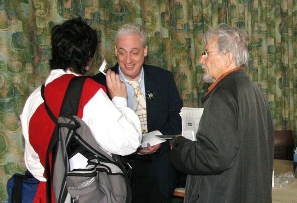 Ramon Pelinski, Stephen D Corrsin - York 2008
