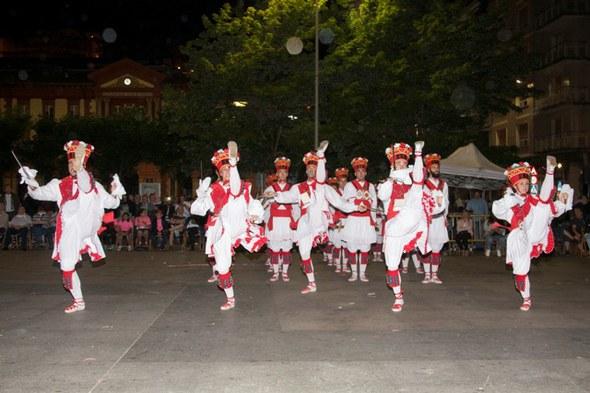 San Juan ezpata-dantza eta soka-dantza. FL-6707
