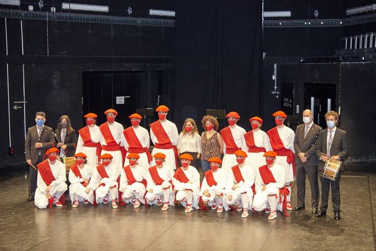 San Juan soka-dantza 2020 Eibar
