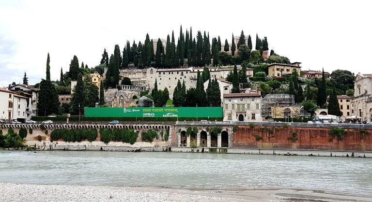 Verona: erromatar antzokia