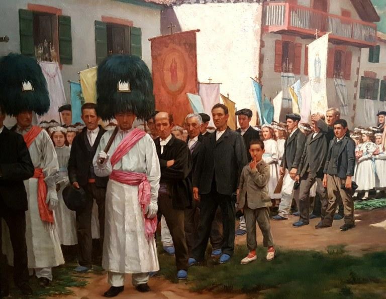Zapurrak, Besta Berri Bidarrain, 1899.