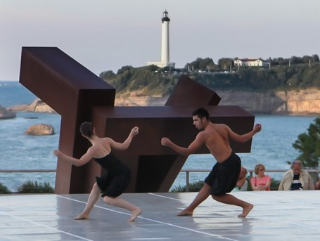 Dantzaren Maitaldia 2017 Biarritzen irailaren 8tik 17ra