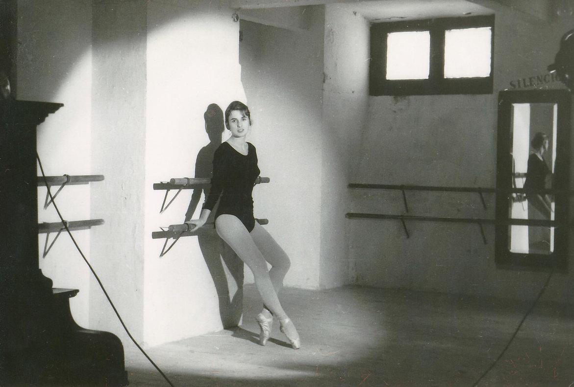 Maria Teresa Fagoaga dantza irakaslea hil da
