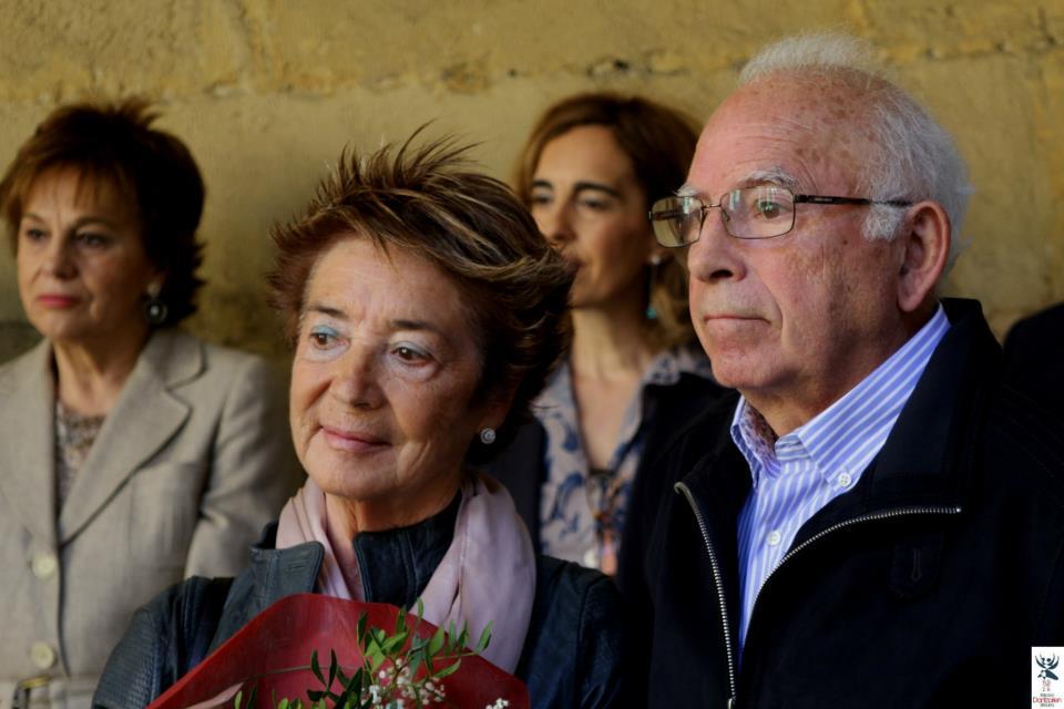 Omenaldi beroa jaso du Iñaki Irigoienek