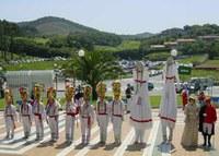 Ortzadar 35. urteurrena eta San Fermin txikiak dantzan