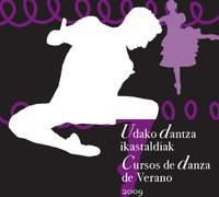 Udako dantza ikastaldiak Donostian