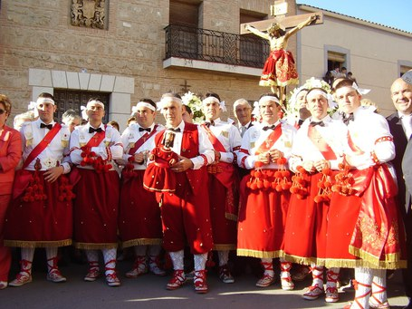 Villacañas: dantzatzeagatik ordaintzen duten dantzariak