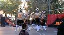 Almaraz de Duero: Bosgarren paloteoa