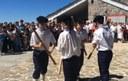 Aralar: Lakuntzako Pertza 2014 makil-dantza