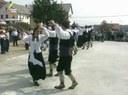 Auritzeko ingurutxoa: Andra Mari dantza taldea