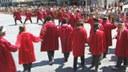 Andoain: Axeri dantza 2009 Borroka edo Torrea