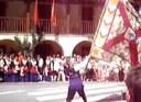 Bandera-dantza Izaban