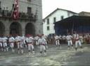 Berastegi: San Juan dantzak 2005 - 02 - Lauko txikia eta Kontrapaseoa