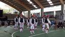 Berriz: San Pedro 2021 dantzari-dantza