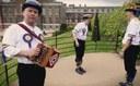 Bideo-tutoriala: Morris dantzak Hammersmith Morris Men-ekin
