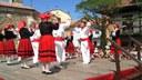 Cabezon de la Sal: San Roque 2012 Baile de Picayos