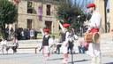 Dantzaren transmisioa plazan: Iurreta 2016
