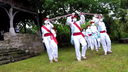 Deba: Debarren Eguna 2020 San Roke ezpata-dantza