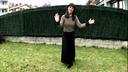 Eutsi dantzan 11 Axuri Beltza: Itziar Otamendi