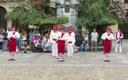 Zumarraga: Ama Birjinaren eguna 2012 Ezpata-dantza
