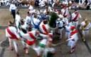 Huesca: San Lorenzo 2012 Danzantes