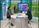 Idoia Zabaleta eta Alicia Gomez - ETB2 Forum