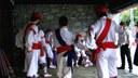 Igantzi: San Migel 2014 Ezpata-dantza
