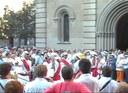 Iruñea: San Lorentzoko dantzak 2004 Fagina
