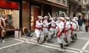 Iruñea: San Lorentzoko danzanteak 2016 Fagina bals