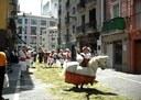 Iruñea: San Lorenzoko dantzariak eta zaldikoa 2011