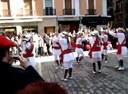 Iruñeko San Lorenzoko danzanteak