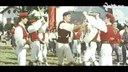 "Sean Flynn ""El Zorro"" euskal dantzari jantzita (1963)"