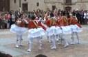 Laguna de Negrillos: Baile del Paloteo