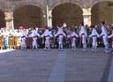Legazpia: Soka-dantza 2005 plazara sarrera