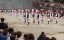 Leitza: San Tiburtzio 2014 Ezpata-dantza eta dantzari-dantza