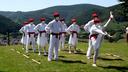 Leitza: San Tiburtzio 2020 ezpata-dantza